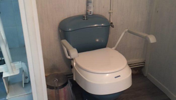 CICAT 24 Bergerac - WC médicalisés adaptés aux personnes dépendantes