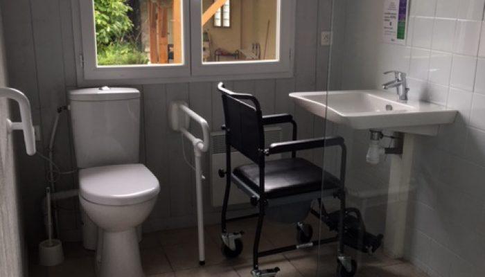 CICAT 24 Bergerac - Salle de Bains médicalisée adaptée aux personnes dépendantes