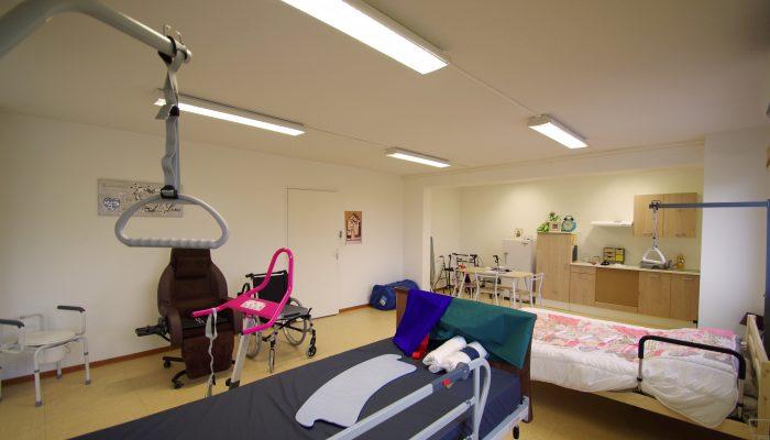 CICAT 24 - Chambre médicalisée adaptée aux personnes handicapées ou âgées