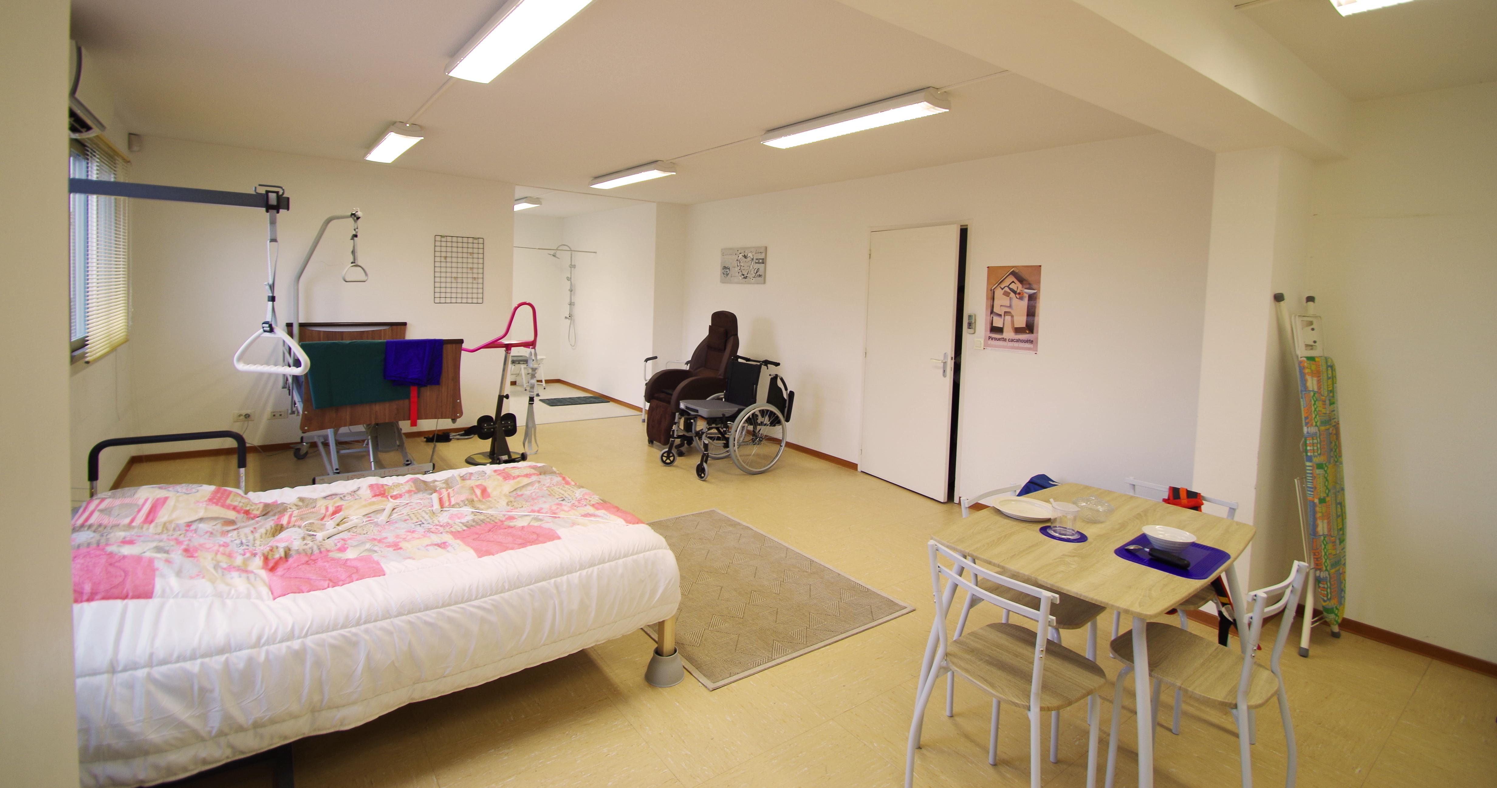 CICAT 24 - Appartement médicalisé  reconstitué pour personnes handicapées ou âgées