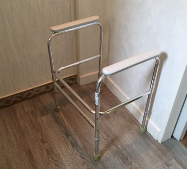 CICAT 24 Bergerac - Déambulateur pour personnes âgées ou handicapées